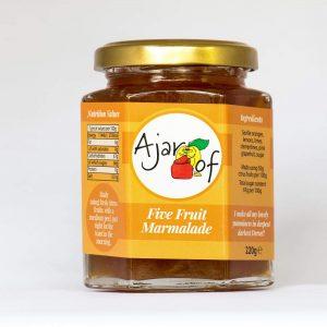 five-fruit-marmalade