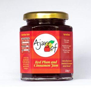 red-plum-and-cinnamon-jam