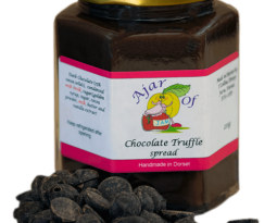 Dark Chocolate Truffle Spread