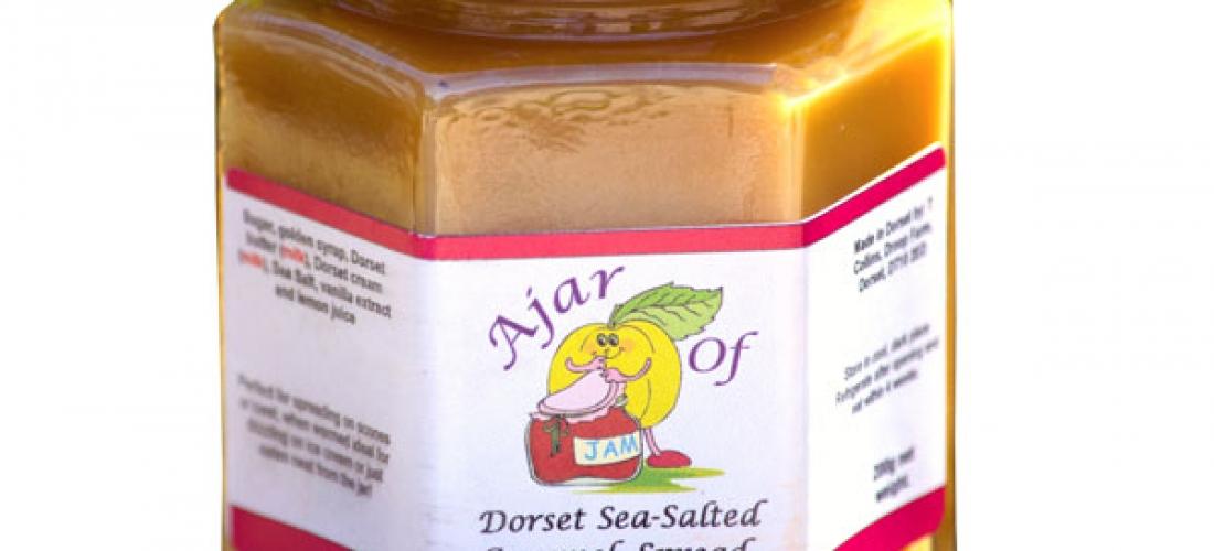 Dorset Sea Salted Caramel Spread
